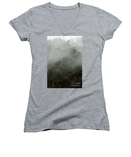Cloud Forest Women's V-Neck (Athletic Fit)