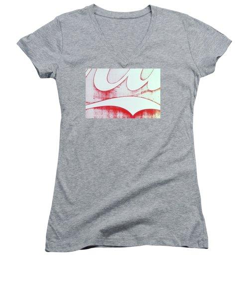 Coke 4 Women's V-Neck T-Shirt