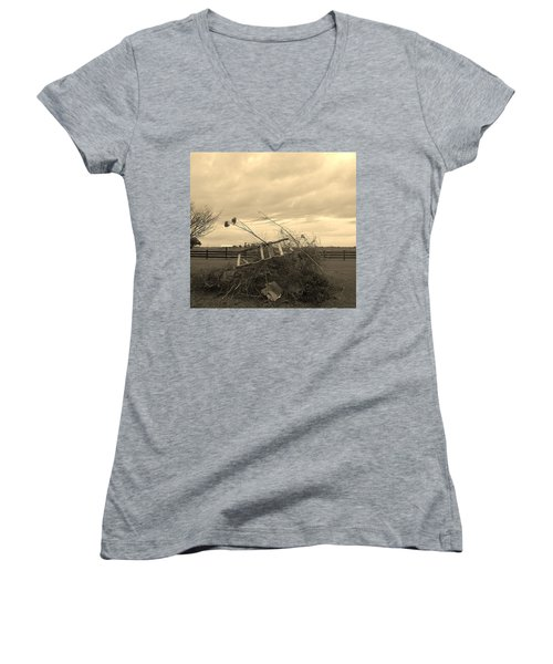 Collection #1 Women's V-Neck