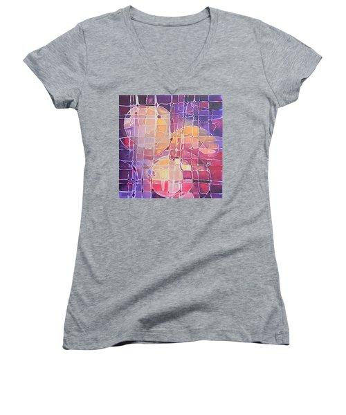 Color Odyssey Women's V-Neck T-Shirt