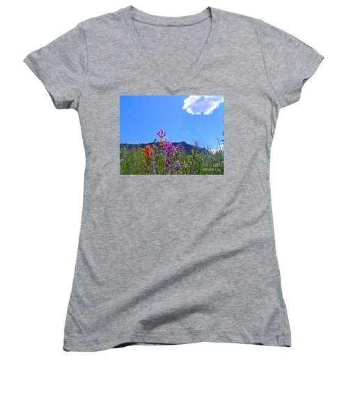 Colorado Colors Women's V-Neck