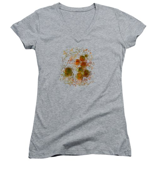 Colors Of Nature 10 Women's V-Neck