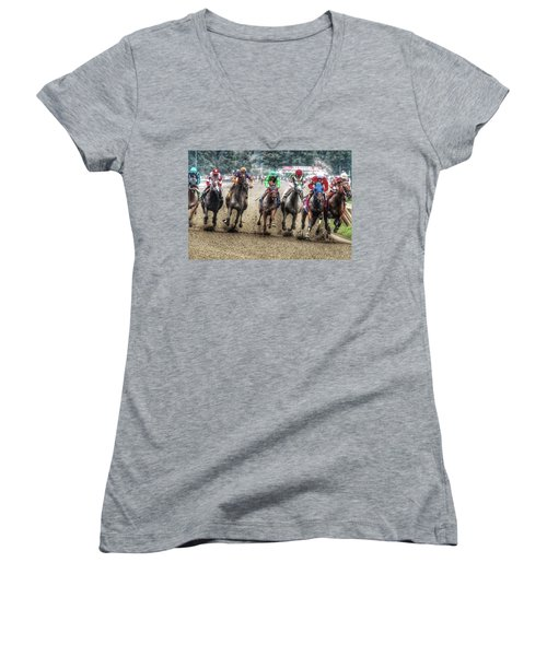 Competition Women's V-Neck