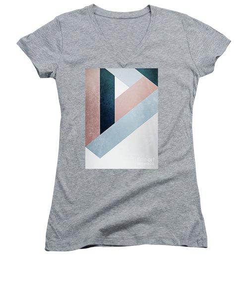 Complex Triangle Women's V-Neck