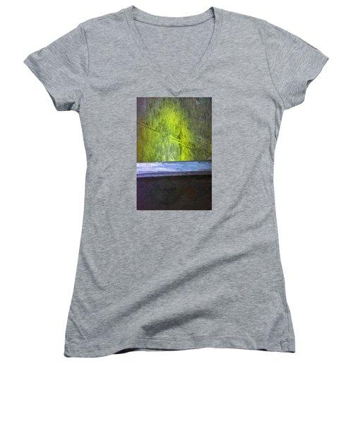 Concrete Love Women's V-Neck T-Shirt