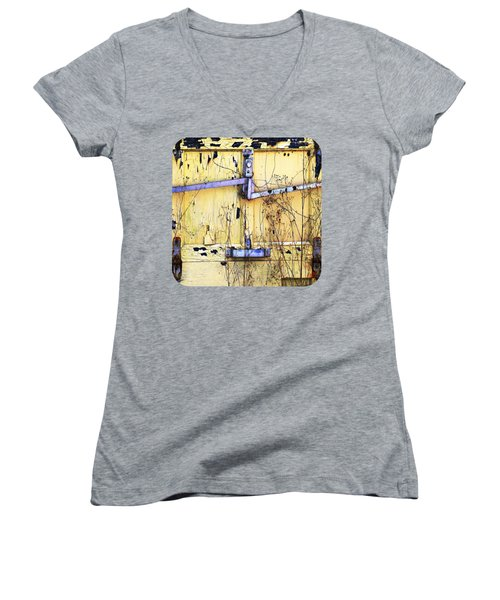 Contain Yourself Women's V-Neck T-Shirt