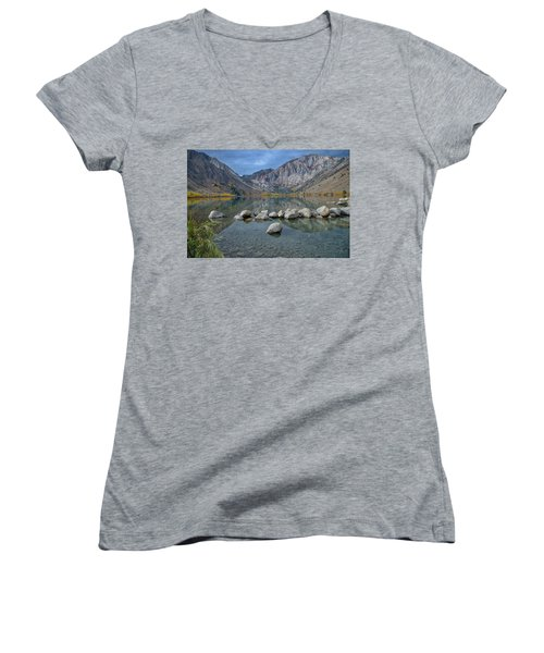 Convict Lake Women's V-Neck T-Shirt