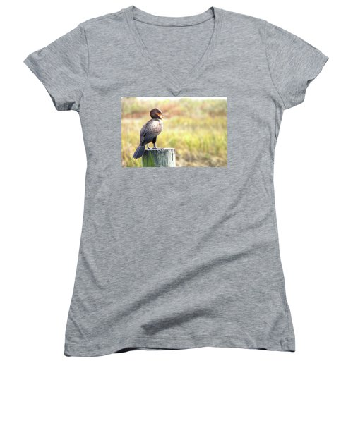 Cormorant Women's V-Neck