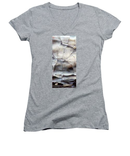 Crackle Women's V-Neck (Athletic Fit)