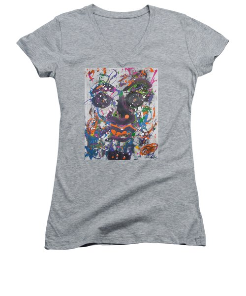 Crazy Day Women's V-Neck