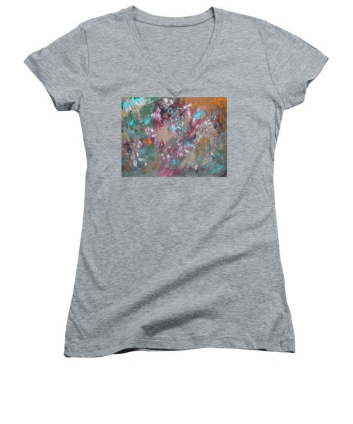 Creative Universe Women's V-Neck