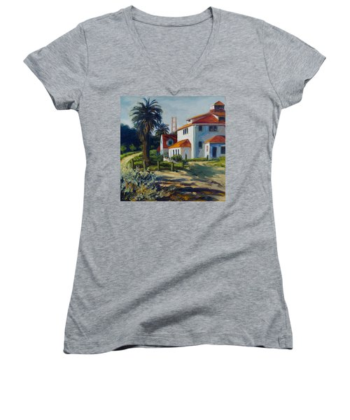 Crissy Field Women's V-Neck T-Shirt