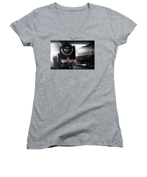 Cromwell And Cromwell Women's V-Neck