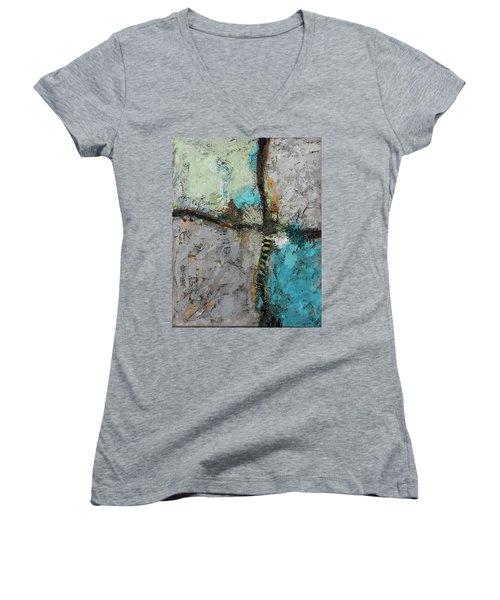 Crossroads Women's V-Neck T-Shirt