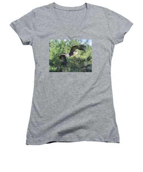 Cruisin Women's V-Neck T-Shirt