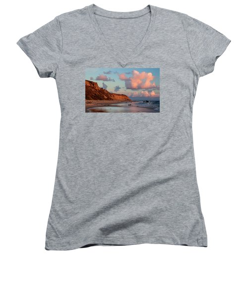 Crystal Cove Reflections Women's V-Neck