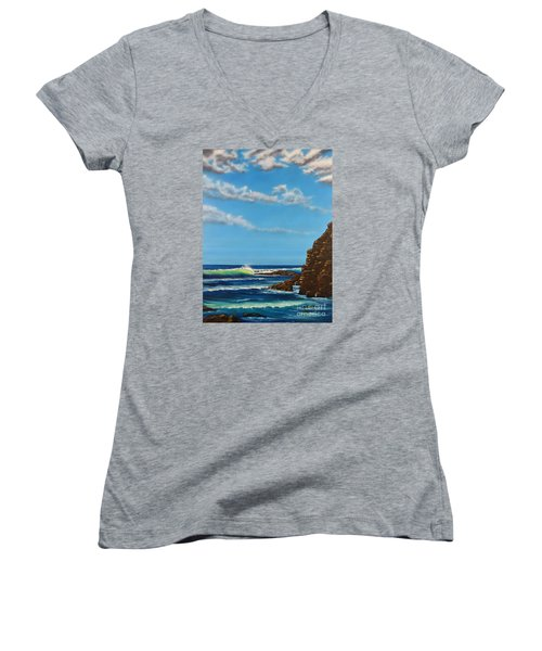 Dana Point Walk Women's V-Neck