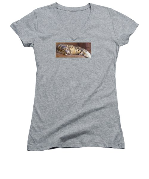 Dangerously Close Women's V-Neck T-Shirt