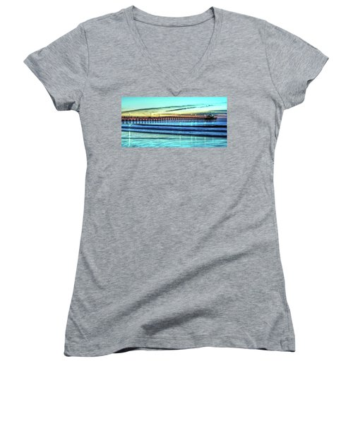 Dawn Light Women's V-Neck