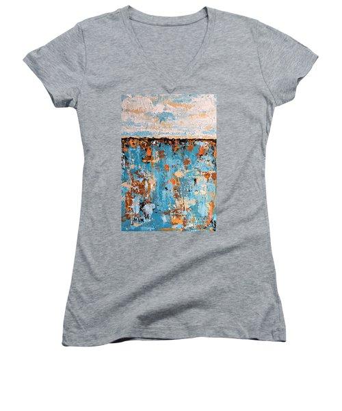 Day Dream Women's V-Neck T-Shirt