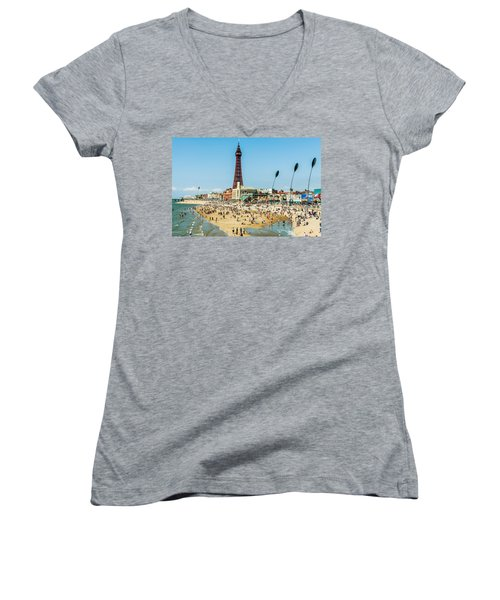 Day Trippers Women's V-Neck T-Shirt
