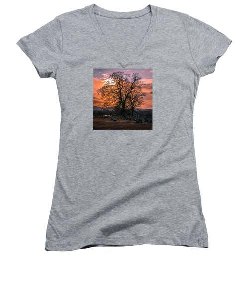 Day's End Women's V-Neck (Athletic Fit)