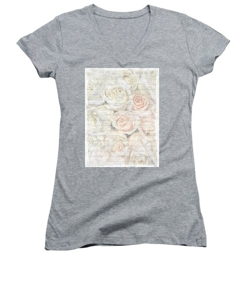 Dearly Beloved Women's V-Neck