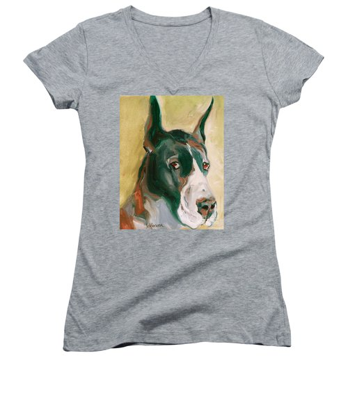 Delicious Dane Women's V-Neck