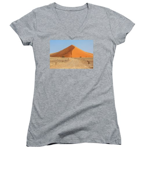Desert Dune Women's V-Neck