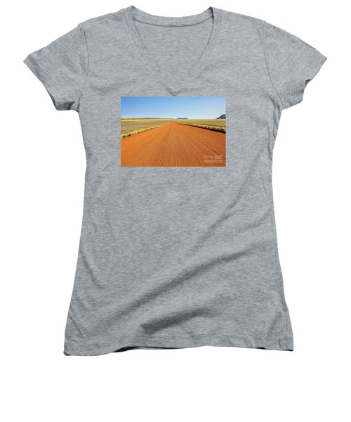 Desert Road Women's V-Neck