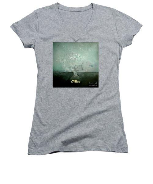 Despair 2 Women's V-Neck T-Shirt