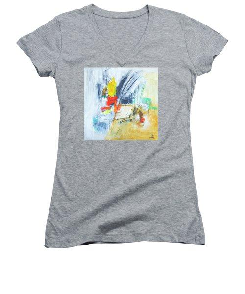 Discovery Three Women's V-Neck T-Shirt