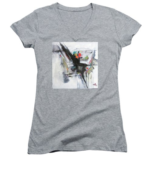Discovery Two Women's V-Neck T-Shirt