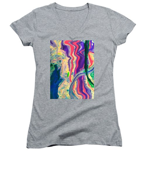 Disillusioned Women's V-Neck T-Shirt