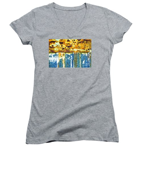 Division Women's V-Neck T-Shirt