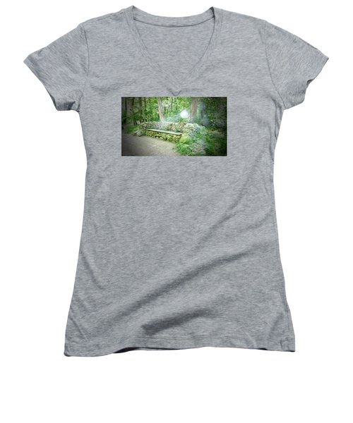 Do You Want To Take A Rest Women's V-Neck