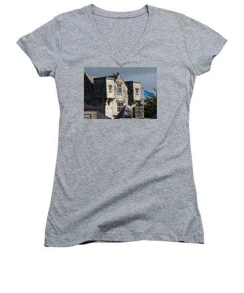 Donegal Castle Women's V-Neck