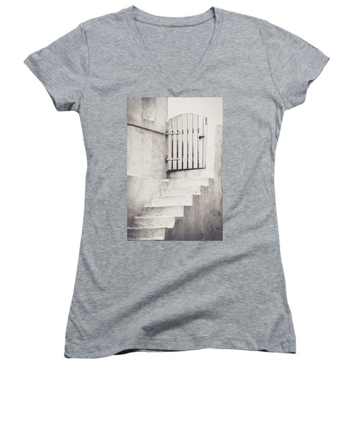 Door To Nowhere. Women's V-Neck