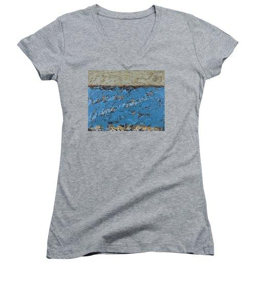 Down Under Women's V-Neck T-Shirt