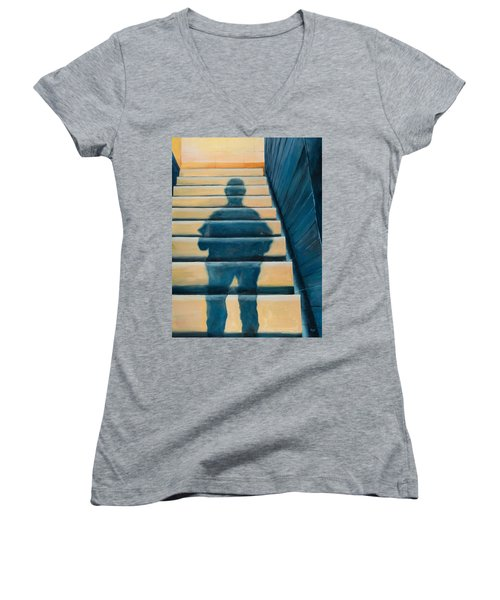 Downstairs Women's V-Neck