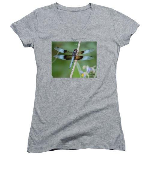 Dragonfly 12 Women's V-Neck