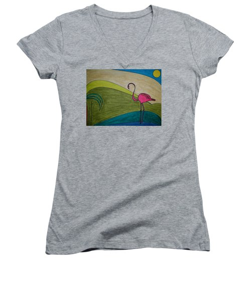 Dream 247 Women's V-Neck