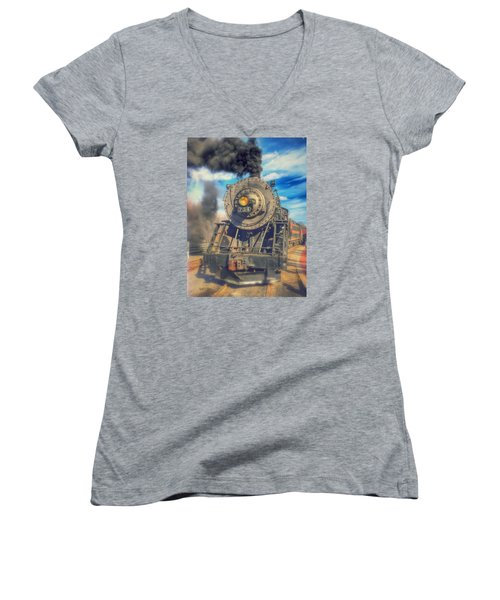 Dream Engine Women's V-Neck