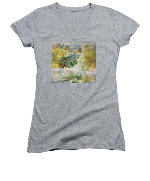Dream Of Dreams. Women's V-Neck T-Shirt