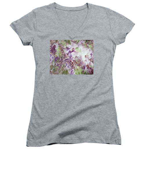 Dreamscape Women's V-Neck T-Shirt