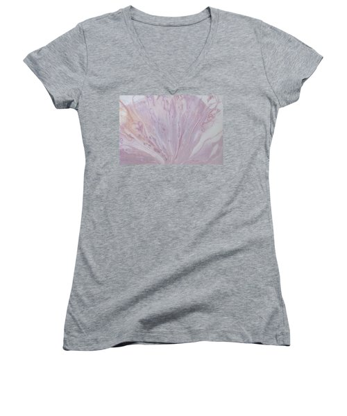 Dreamscapes II Women's V-Neck (Athletic Fit)