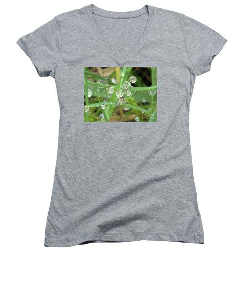 Dreamy Morning #5 Women's V-Neck T-Shirt