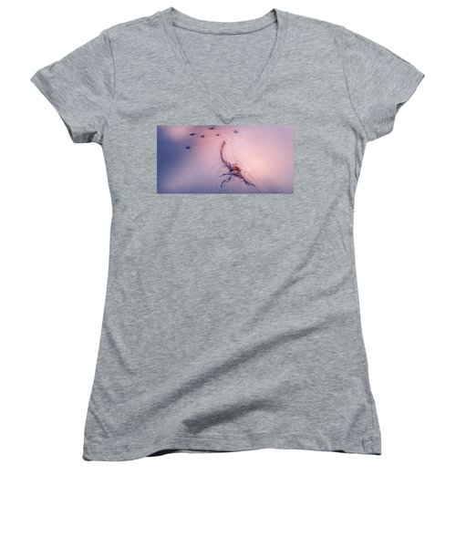 Drifted Women's V-Neck
