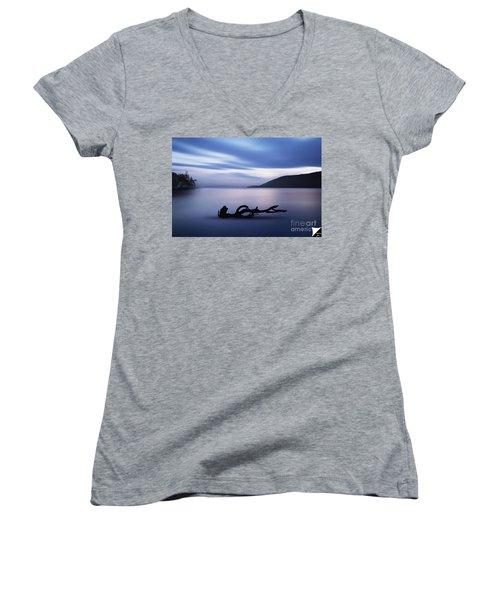 Driftwood Women's V-Neck T-Shirt