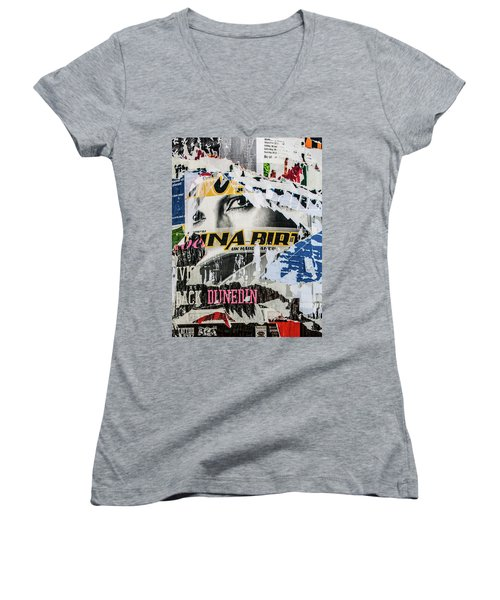 Dunedin Women's V-Neck T-Shirt